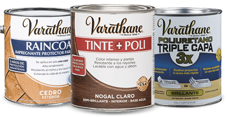 Productos Varathane