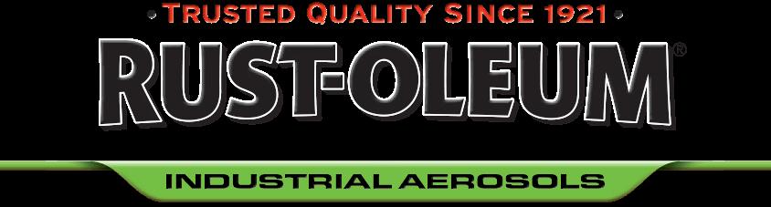 Rust Oleum Industrial Aerosols